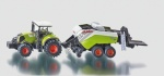 MAKETA CLAAS AXION 850 TRAKTOR S BALIKOV (1852)